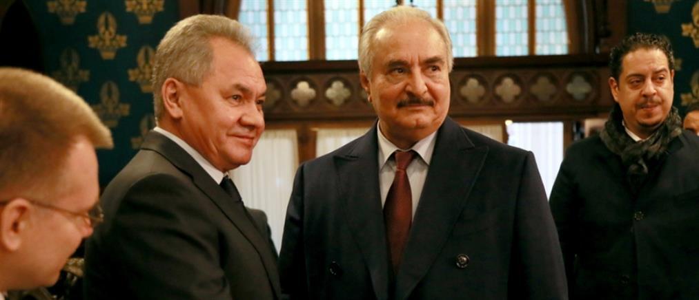 Χαφτάρ: Ζήτησε προθεσμία για να συζητήσει την συμφωνία της Μόσχας
