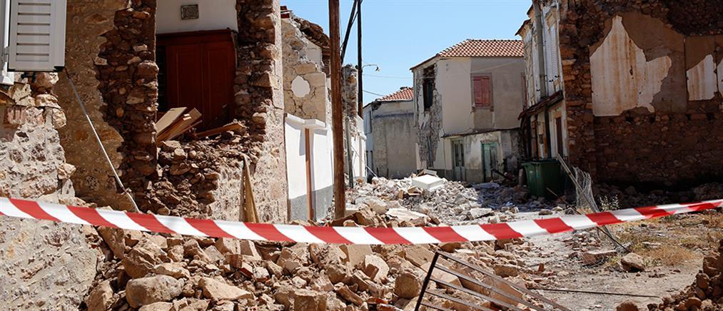 Τσελέντης: δεν αποκλείω ίδιο η μεγαλύτερο σεισμό στη Μυτιλήνη