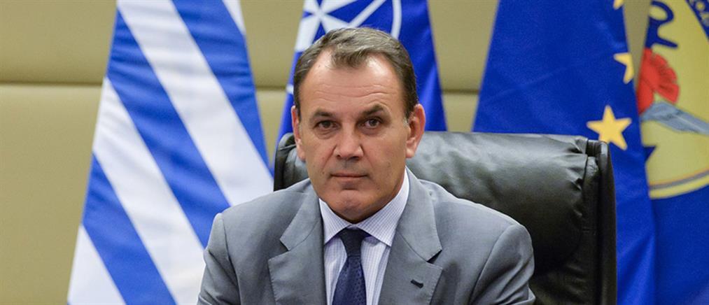 Παναγιωτόπουλος - Γκαντζ: πλήρης υποστήριξη και αλληλεγγύη του Ισραήλ προς την Ελλάδα