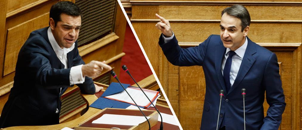 """Πολιτική """"θύελλα"""" μετά τις ποινικές διώξεις για τα δάνεια των κομμάτων"""