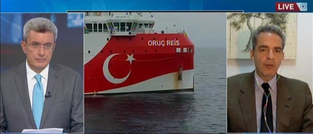 Συρίγος στον ΑΝΤ1: Εμείς θα θέλαμε να πάμε στη Χάγη, η Τουρκία όχι (βίντεο)