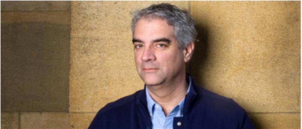 Νικόλας Χρηστάκης, καθηγητής του Γέιλ: Θα φοράμε μάσκες μέχρι και το 2022
