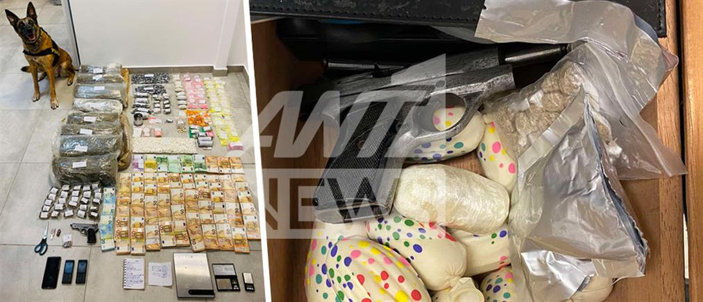 Μύκονος: χειροπέδες σε μεγαλέμπορο ναρκωτικών (εικόνες)