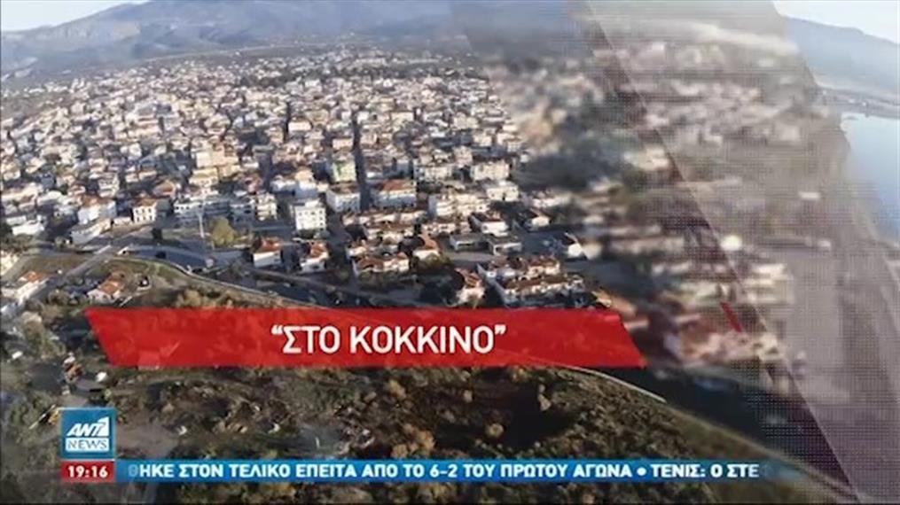 Κορονοϊός: Συναγερμός στο Μεσολόγγι για την έξαρση των κρουσμάτων