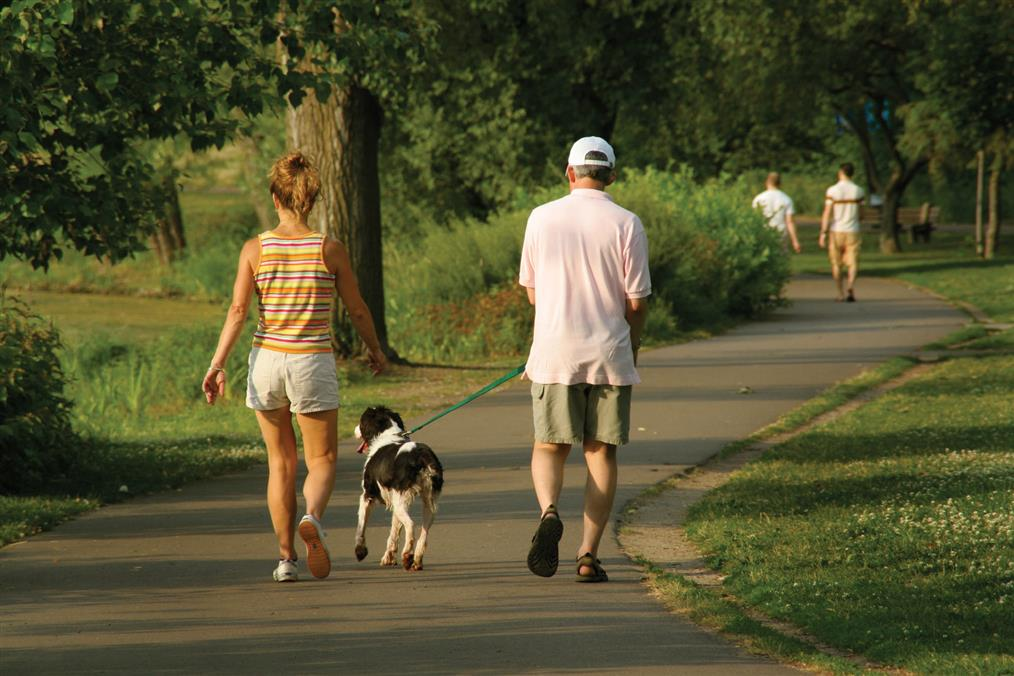 Περπάτημα για καλή υγεία