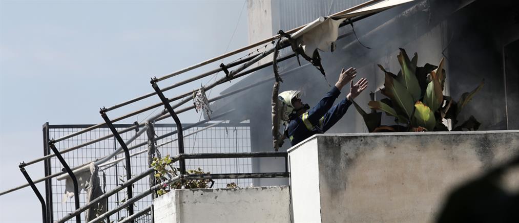 Φονική φωτιά σε διαμέρισμα