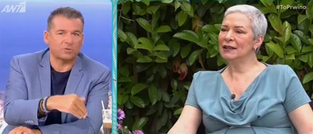 """Μελίνα Κανά στο """"Πρωινό"""": δεν πέρασα καρκίνο, ας σταματήσει αυτό το ψέμα (βίντεο)"""