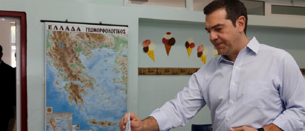 Τσίπρας: να εκλέξουμε προοδευτικούς δημάρχους και περιφερειάρχες