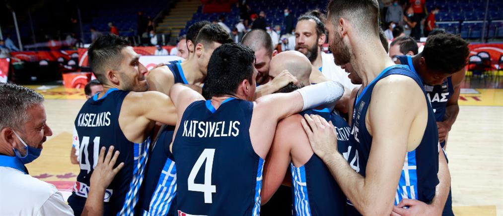 Προολυμπιακό Τουρνουά: Η Ελλάδα στον τελικό με νίκη επί της Τουρκίας
