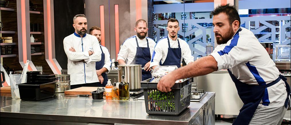 """Game Of Chefs"" - Kitchen Battles: ""καυτή"" μάχη την Τετάρτη"