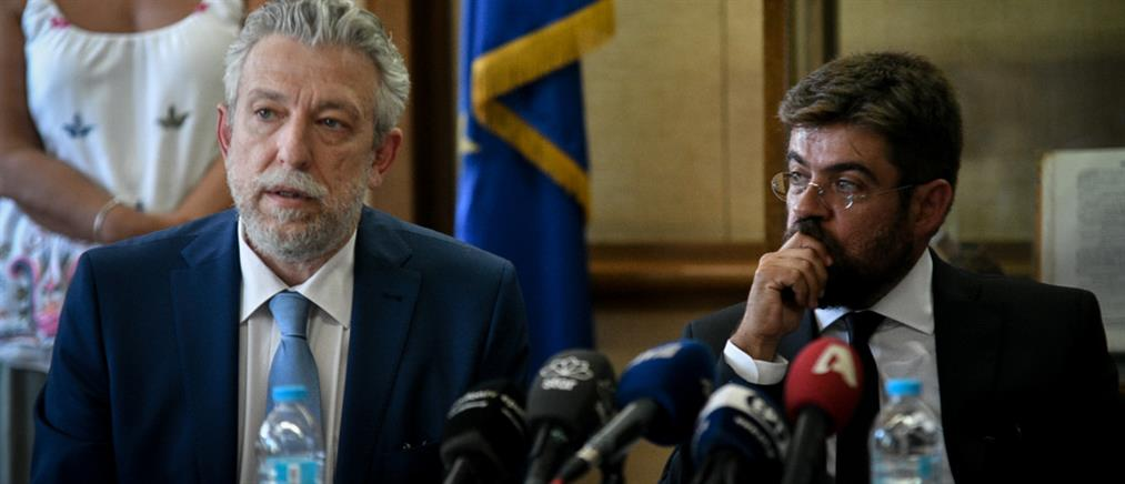"""Έπαινοι δικαστών για το δεύτερο """"άδειασμα"""" του Κοντονή από τον Καλογήρου"""
