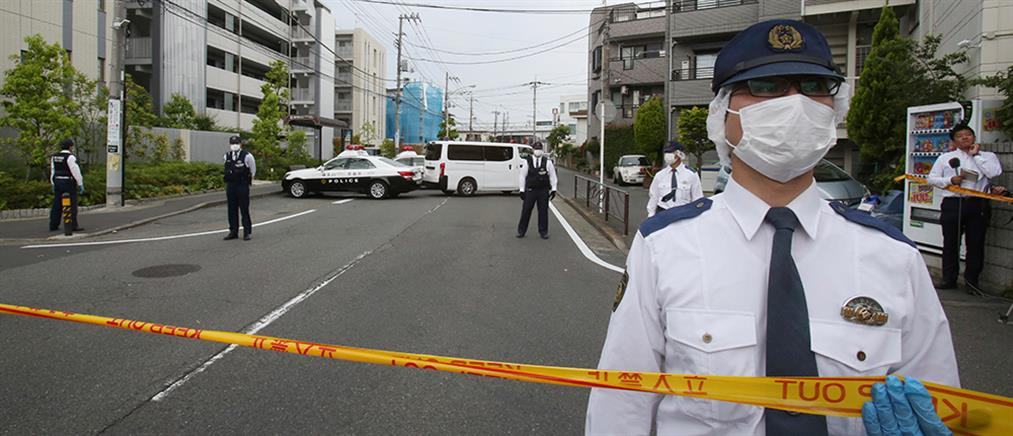 """Έρευνες για τα κίνητρα του """"μαχαιροβγάλτη"""" της Ιαπωνίας"""
