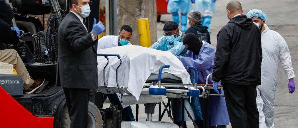 Κορονοϊός: Πάνω από 1000000 τα κρούσματα σε όλο τον κόσμο
