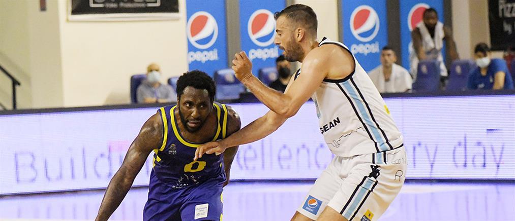 "Basket League: Το Λαύριο ""σκούπισε"" τον Κολοσσό"
