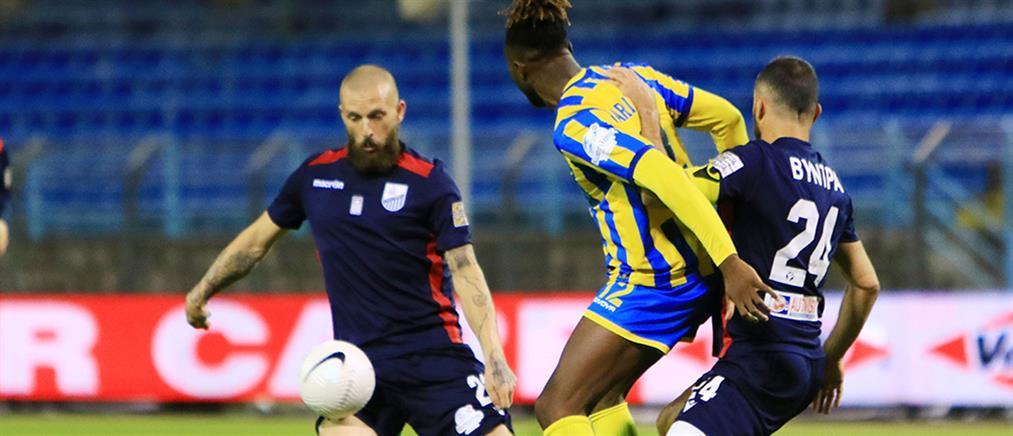 Super League: Όλα... μηδέν στο Λαμία - Παναιτωλικός