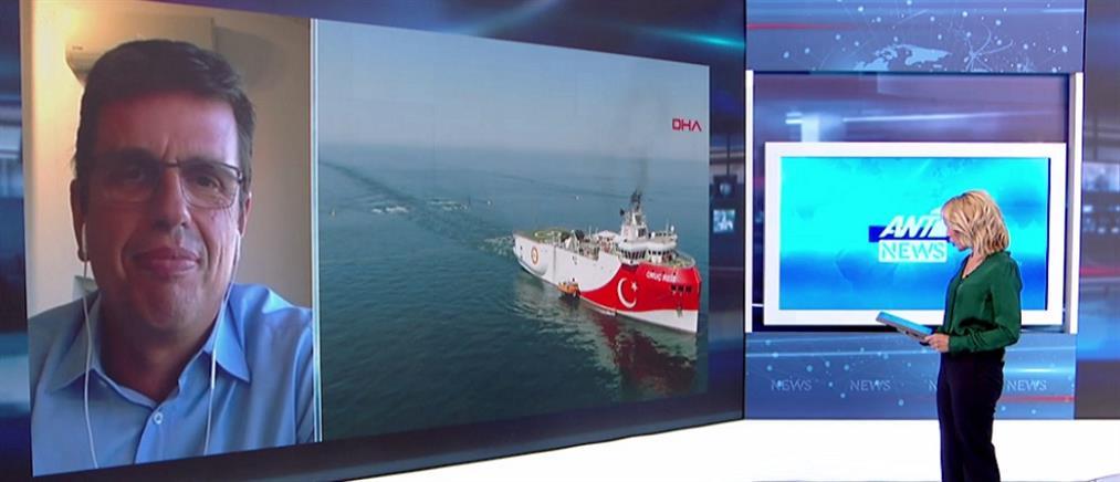 Καιρίδης στον ΑΝΤ1: ο Ερντογάν ξέρει από θέαμα, έστησε ακόμα ένα σόου (βίντεο)