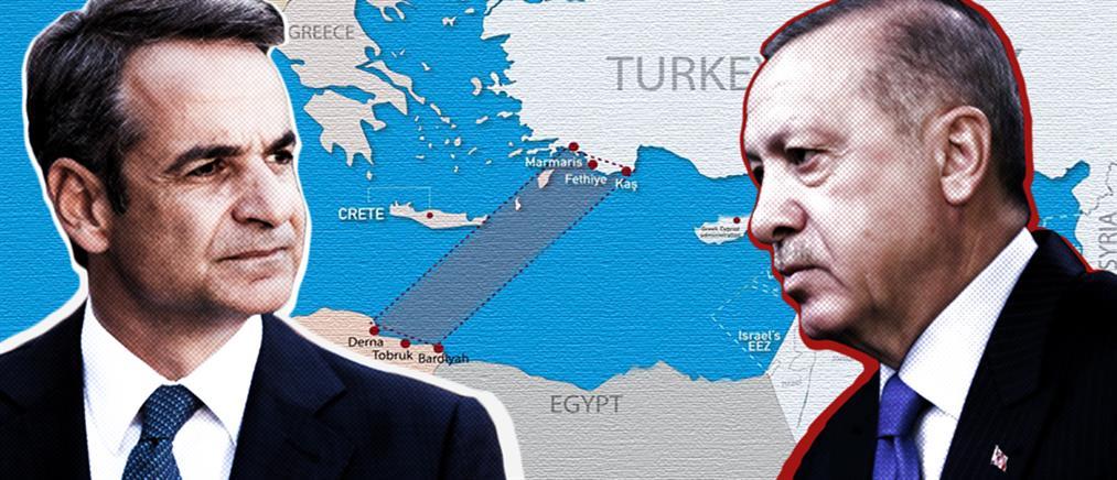 Ερντογάν: στέλνουμε την συμφωνία με τη Λιβύη στον ΟΗΕ
