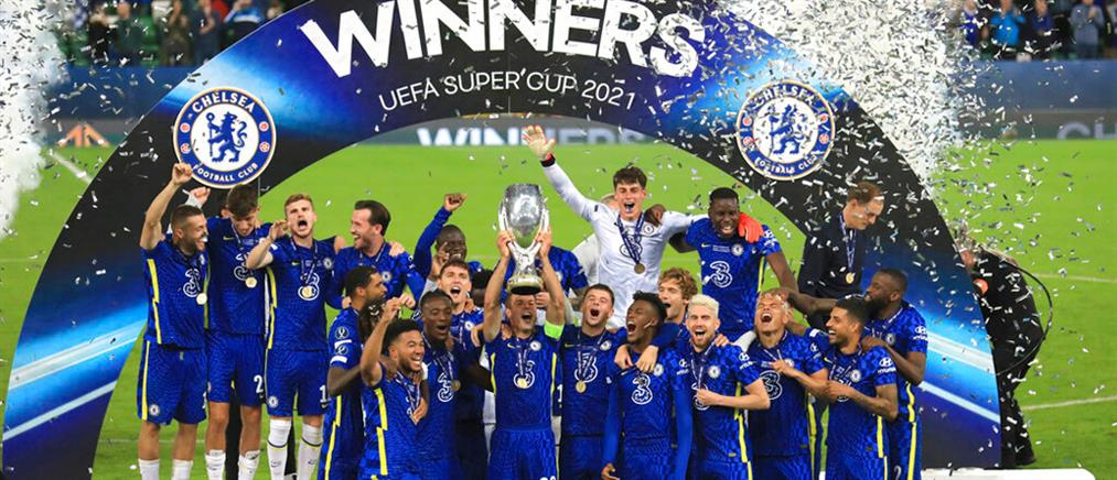"UEFA Super Cup: η Τσέλσι πήρε το ""θρίλερ"" με τη Βιγιαρεάλ"