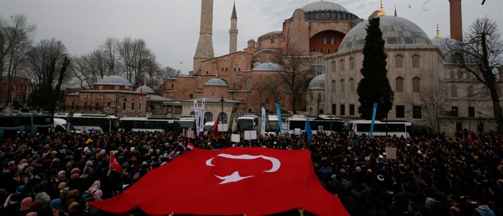 Τζιτζικώστα στον ΑΝΤ1: πρωτοφανείς οι δηλώσεις Ερντογάν για την Αγία Σοφία (βίντεο)