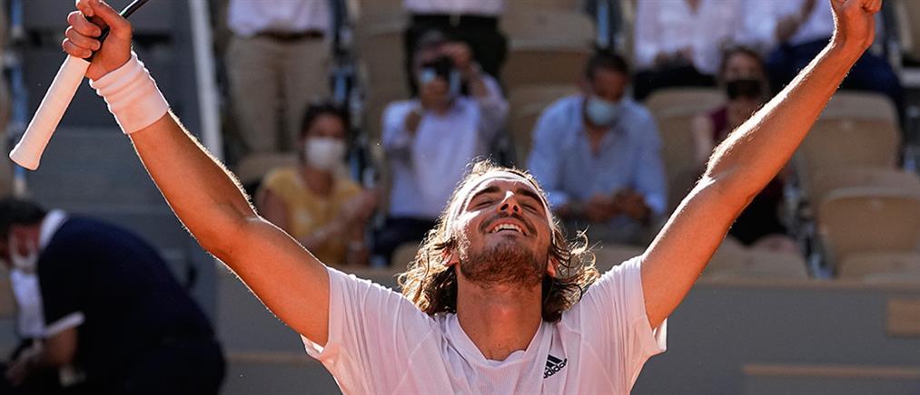 Roland Garros - Στέφανος Τσιτσιπάς: οι ευχές της ΕΛΑΣ για τον τελικό