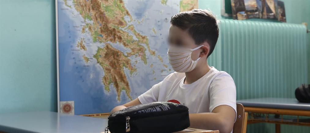 Κορονοϊός - Γώγος: μόνο με χειρουργική μάσκα τα παιδιά στο σχολείο (βίντεο)