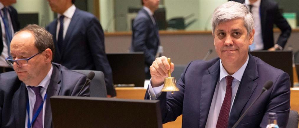 "Eurogroup: Μήνυμα Σεντένο για τα μέτρα στήριξης και την ""επόμενη ημέρα"""