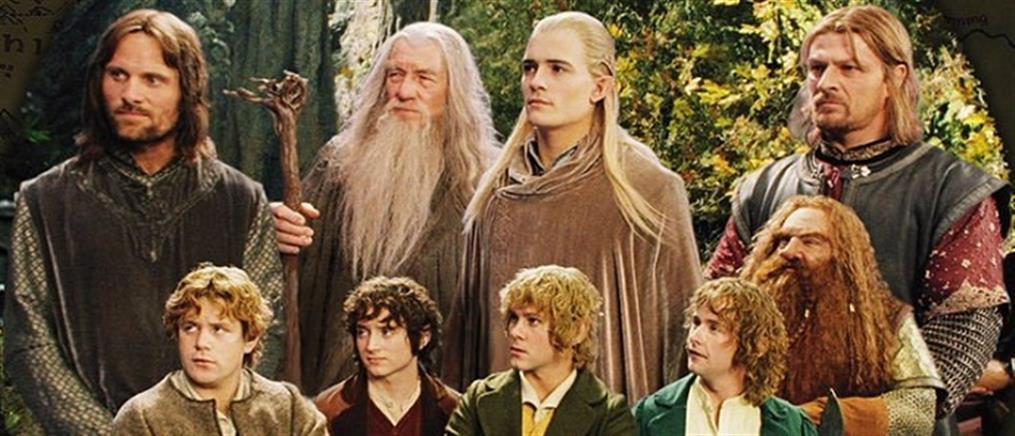 """Ο μαγικός κόσμος του """"Άρχοντα των Δακτυλιδιών"""" γίνεται τηλεοπτική σειρά"""