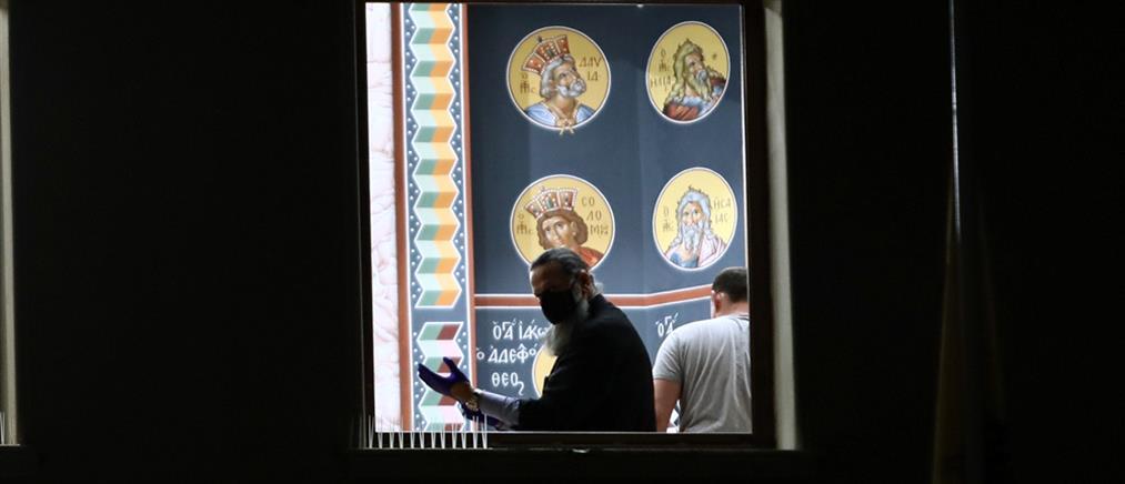 Επίθεση στη Μονή Πετράκη: στο Δρομοκαΐτειο ο δράστης