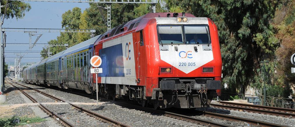 Διακοπή της σιδηροδρομικής γραμμής από Θεσσαλονίκη προς Αθήνα