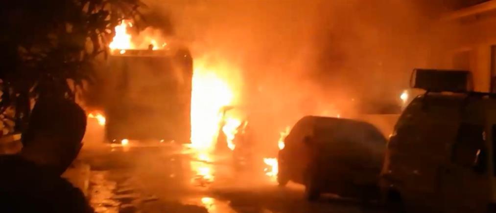 Φωτιά σε αυτοκίνητα στα Πατήσια: Θα αποζημιωθούν οι ιδιοκτήτες