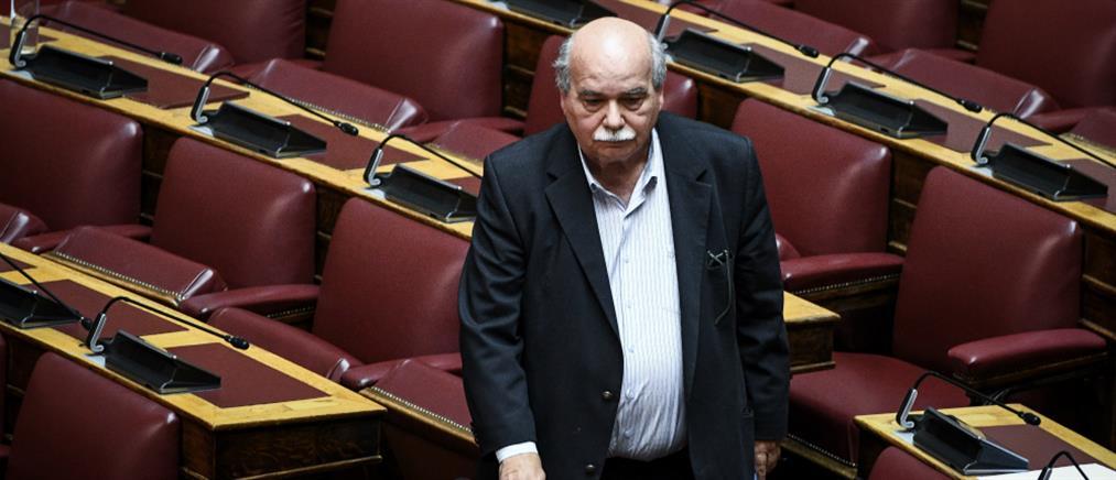 """Βούτσης για """"ρουσφέτια"""": είναι μετατάξεις και όχι προσλήψεις στη Βουλή"""