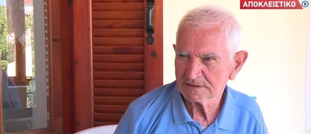 Αποκλειστικό ΑΝΤ1: Συγκλονίζει ο 78χρονος που πάλεψε επί δύο μήνες με τον κορονοϊό (βίντεο)