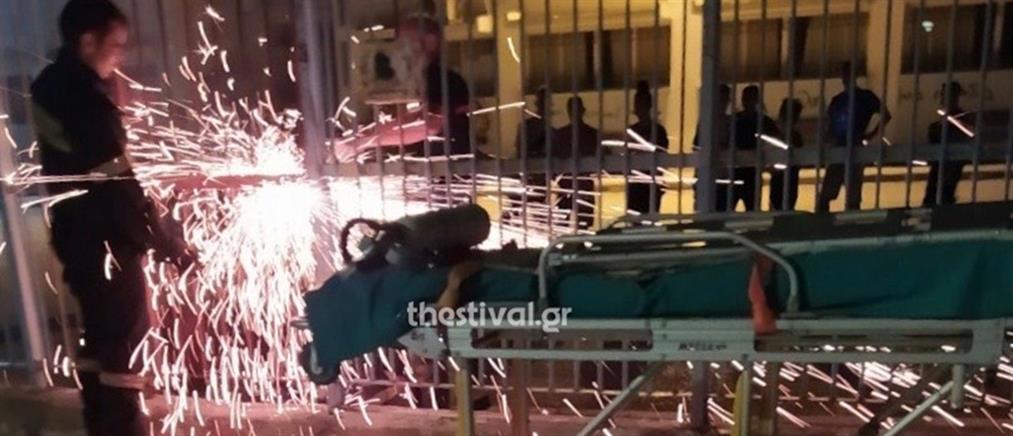 Παιδί έπεσε από ύψος – Μεταφέρθηκε στο νοσοκομείο