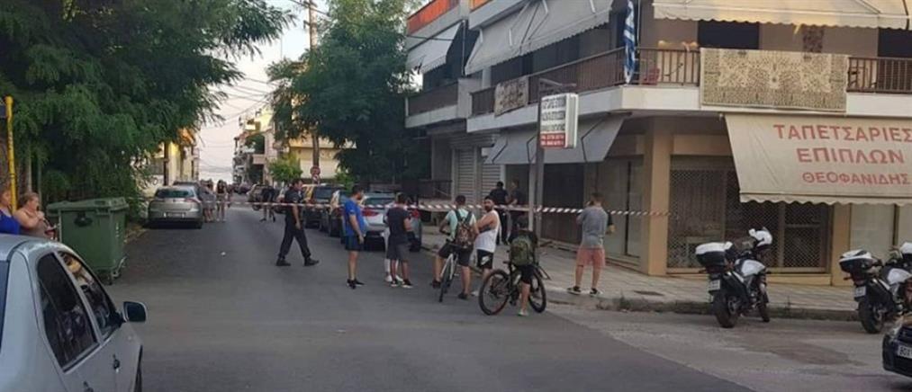 Συμπλοκή με πυροβολισμούς στη Χαλκιδική (εικόνες)
