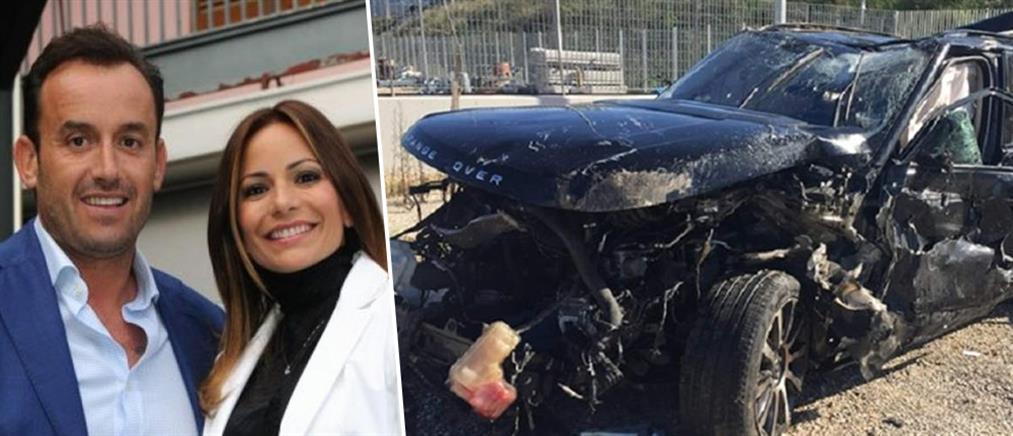 Βίντεο σοκ: το αυτοκίνητο του Χήτου στον γκρεμό 20 μέτρων