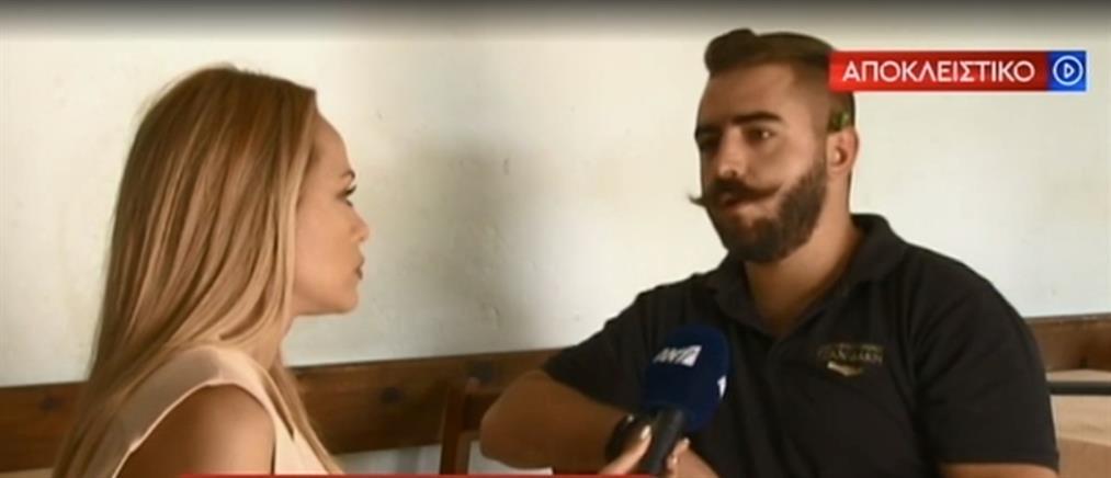 Ο ΑΝΤ1 στο Σελλί: ο Βαγγέλης Γιακουμάκης δεν αυτοκτόνησε, λένε οι συγγενείς του (βίντεο)