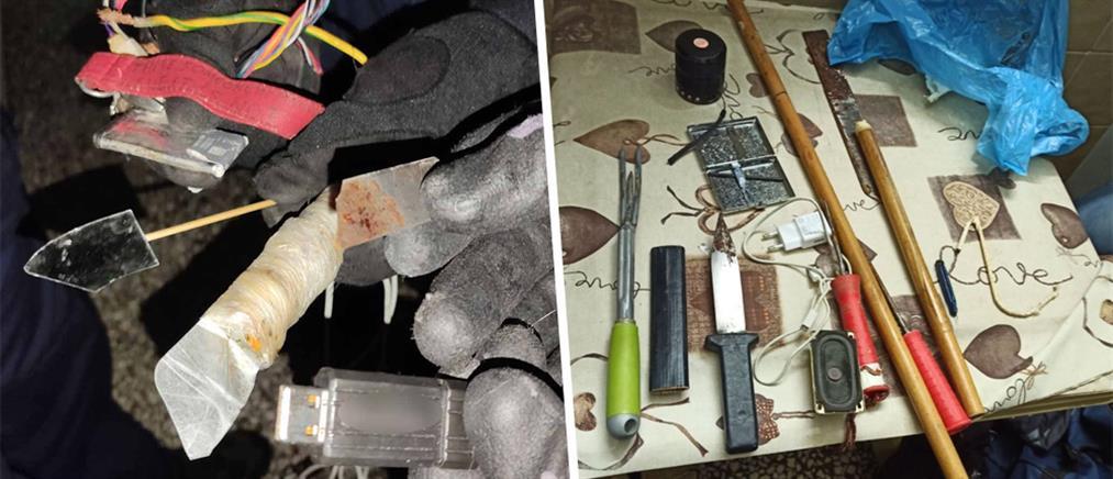 Φυλακές Κορυδαλλού: Έφοδος σε κελιά βαρυποινιτών (εικόνες)