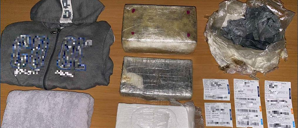 Λέσβος - Κοκαΐνη : Σύλληψη γυναίκας με μεγάλη ποσότητα ναρκωτικών