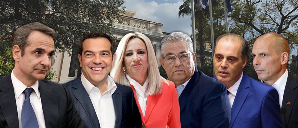 Σύγκληση του Συμβουλίου Πολιτικών Αρχηγών ζήτησε ο Τσίπρας