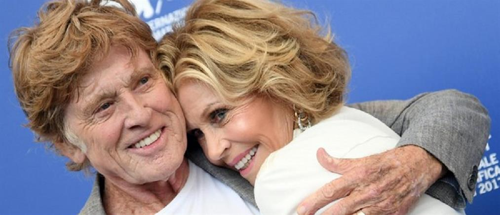 Ρόμπερτ Ρέντφορντ και Τζέιν Φόντα ερωτευμένοι ξανά...