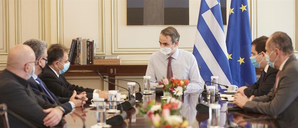 Μητσοτάκης: Δεν θα επιστρέψουμε σε λογικές επιβάρυνσης των νησιών με πρόσφυγες