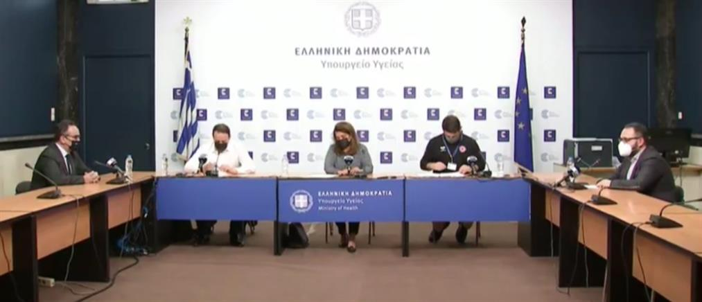 Lockdown: τα νέα μέτρα μετά την έξαρση στα κρούσματα (βίντεο)
