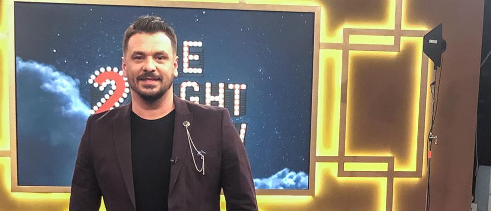 """The 2Night Show"": ο Αλέξης Πρεβενάς για το τραγούδι ""Σταυρούλα"" και το ""Καφέ της Χαράς"""