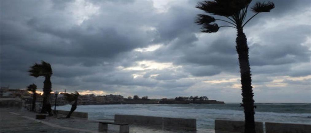 Προειδοποίηση για ισχυρούς ανέμους – Οι συστάσεις της ΓΓΠΠ
