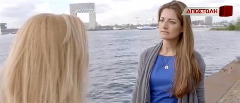 Μιλά στον ΑΝΤ1 η Ελληνίδα που έφτιαξε app για τον εντοπισμό τροφών που ίσως προκαλέσουν καρκίνο (βίντεο)