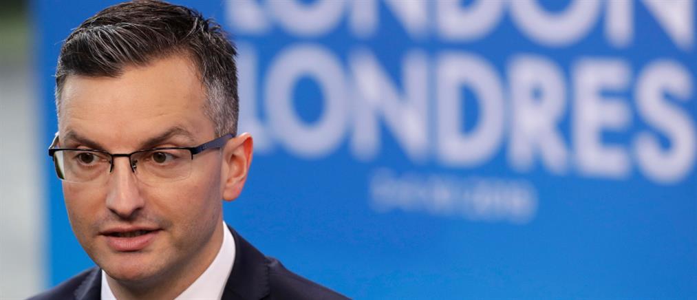 Σλοβενία: παραίτηση του Πρωθυπουργού