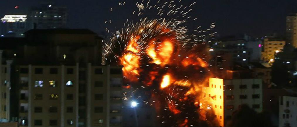 Αιματοχυσία στη Γάζα από τους ισραηλινούς βομβαρδισμούς (βίντεο)