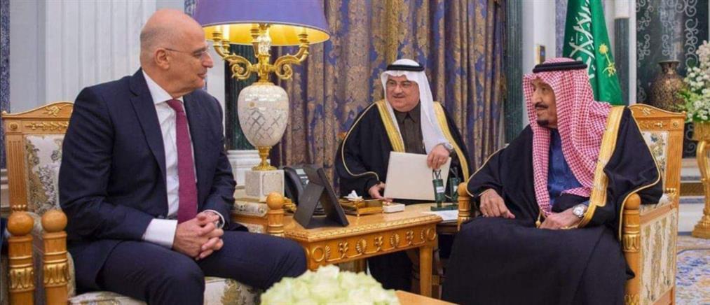 Δένδιας: ανήσυχη και η Σαουδική Αραβία για την συμφωνία Τουρκίας – Λιβύης