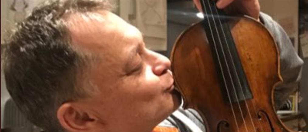 Ξέχασε στο τραίνο βιολί... 310 ετών