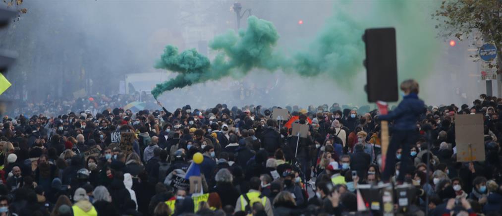Γαλλία: σοβαρά επεισόδια μεταξύ αστυνομικών και διαδηλωτών